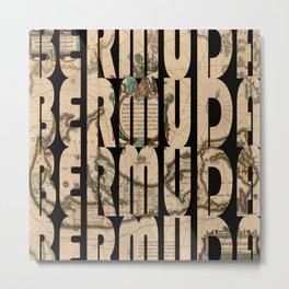 Bermuda 1662 Metal Print