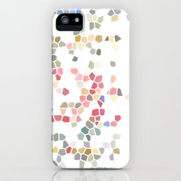 Bigger tiles iPhone Case