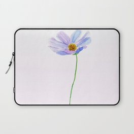 one purple cosmos Laptop Sleeve