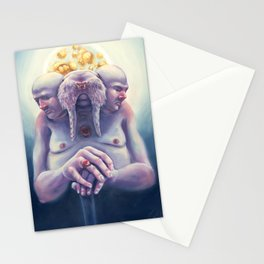 High Society Walrus Stationery Cards
