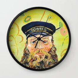 Joseph Roulin Wall Clock