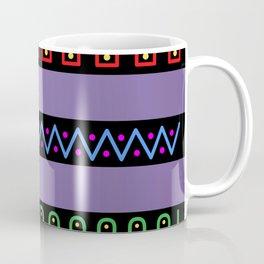 Wavy The Seven Coffee Mug