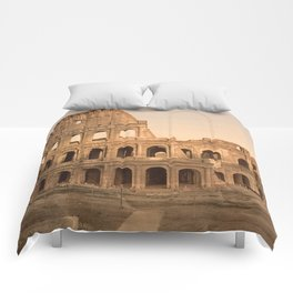 Colosseum Comforters
