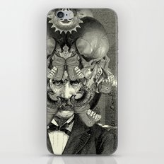 Lithography 5 iPhone & iPod Skin