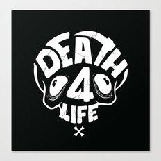 Death4life Canvas Print
