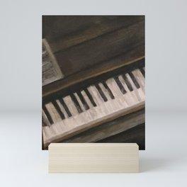 12 Bars Mini Art Print