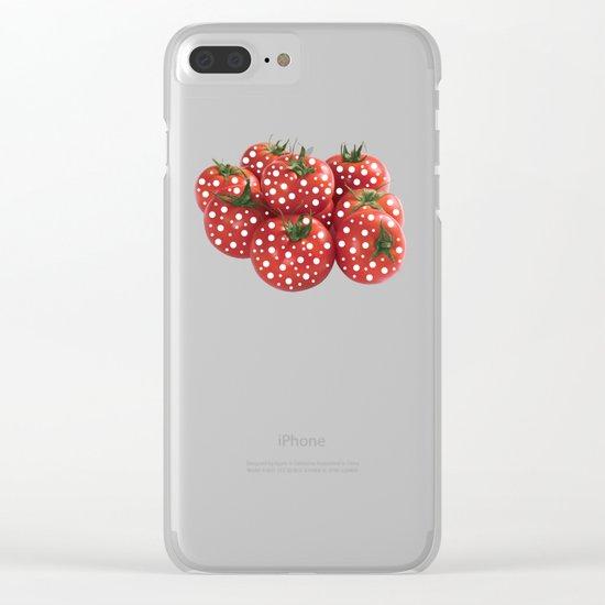 Flamenco Clear iPhone Case