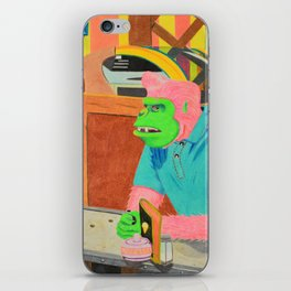 All the Wrong Questions iPhone Skin