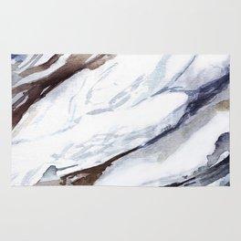 Marble print 1 Rug
