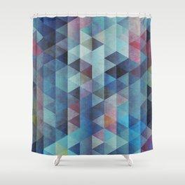 SENESCENCE Shower Curtain