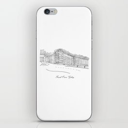 Frank Owen Gehry iPhone Skin