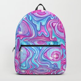 Eyeball Pattern - Version 2 Backpack