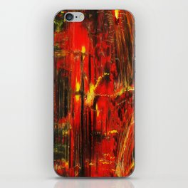 Inferno iPhone Skin