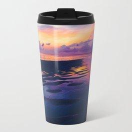 Maldivian sunset 5 Travel Mug