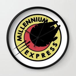 Millennium Express Wall Clock