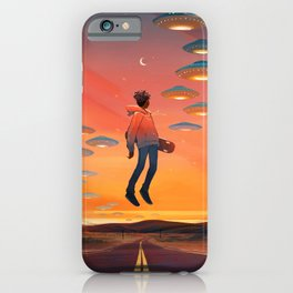Leaving iPhone Case