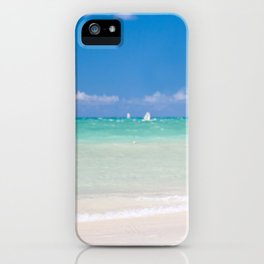 whispers of the sea iPhone Case
