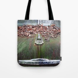 See The USA In Your Chevrolet Tote Bag