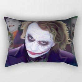 The Jokers Rectangular Pillow