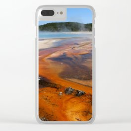 Nature Is Amazing Clear iPhone Case
