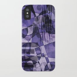 Jazz Café iPhone Case