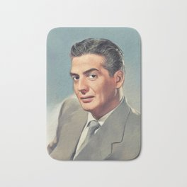 Victor Mature, Movie Legend Bath Mat