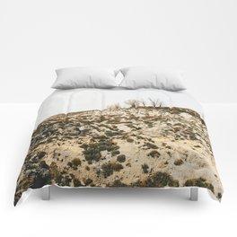 Arid landscape of Monachil, Spain - Travel photography Comforters