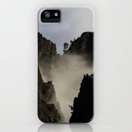Vertical Lanscape iPhone Case
