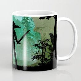 The Legend of Zelda - Link | Warriors Landscapes Serries Coffee Mug