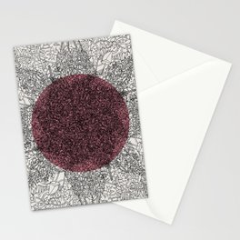 - hello fire - Stationery Cards