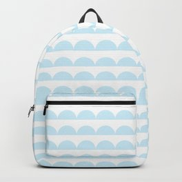 BREE ((baby blue)) Backpack