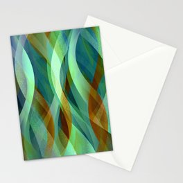 Abstract background G135 Stationery Cards