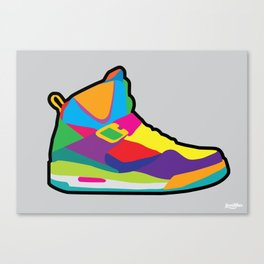 Jordan 45 high Canvas Print