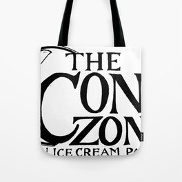 Cone Zone Ice Cream Parlor Tote Bag