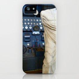 Centrale Montemartini #1 iPhone Case