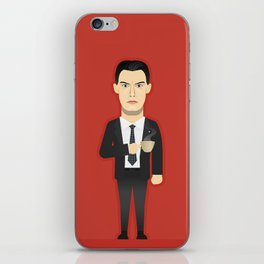 Watching The Detectives #3: Portrait iPhone Skin