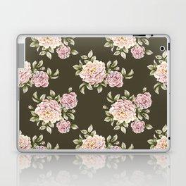 rose cluster pattern Laptop & iPad Skin