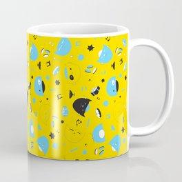 Hannukats Yellow Coffee Mug