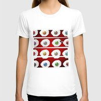 disco T-shirts featuring Disco Breakfast by zumzzet