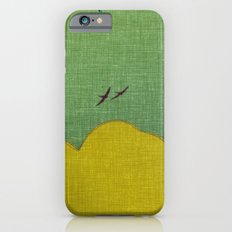 migratory thoughts iPhone 6 Slim Case