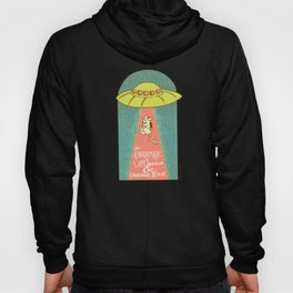 The Albuquerque UFO Museum and Chihuahua Rescue Hoody