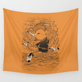 Before the Storm Wall Tapestry