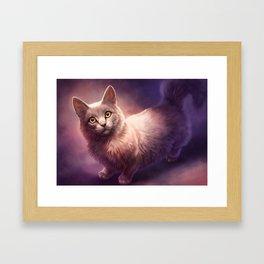 Munchkin Framed Art Print