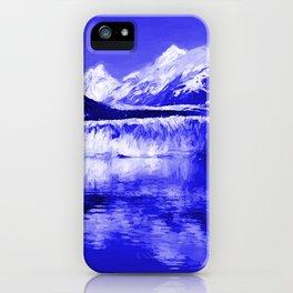 Glacier Bay Blue iPhone Case