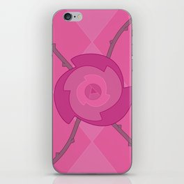 Rose's War Flag iPhone Skin