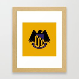 BALFC (English) Framed Art Print