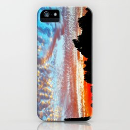 Sunset At Marbella Golf & Country Club iPhone Case