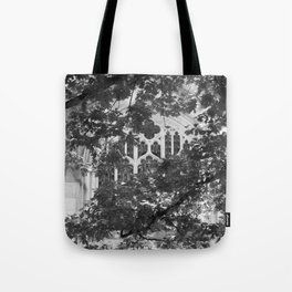 Chapel Branches Tote Bag
