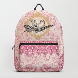 Vintage Fairy Queen Backpack