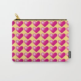 Hearts_D02 Carry-All Pouch